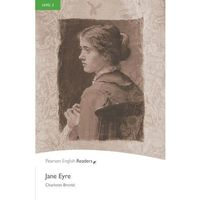 Książki do nauki języka, Pen. Jane Eyre Bk / Mp3 Cd (3) (opr. miękka)