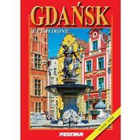 Albumy, Gdańsk i okolice mini - wersja francuska - Rafał Jabłoński (opr. broszurowa)