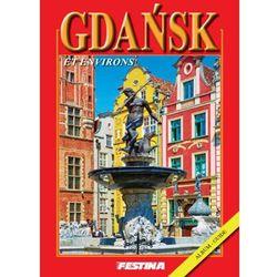 Gdańsk i okolice mini - wersja francuska - Rafał Jabłoński (opr. broszurowa)