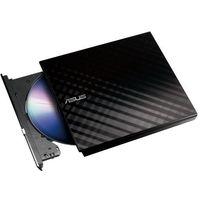 Napędy optyczne, DVD-REC ASUS SDRW-08D2S-U LITE USB SLIM CZARNY BOX