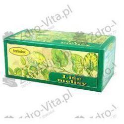 Zioł.fix Liść Mięty pieprzowej zioła do zaparzania w saszetkach 1,5 g 30 toreb.