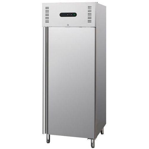Szafy i witryny chłodnicze, Szafa mroźnicza ze stali nierdzewnej GN 2/1 589 l STALGAST 840621