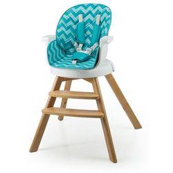 Krzesełko do karmienia 3w1 ORION 2020 Zielone