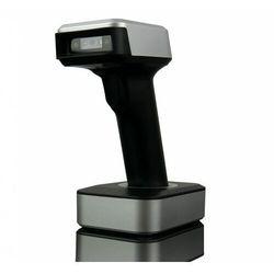 Bezprzewodowy skaner kodów kreskowych 2D HDWR HD-9600 z wyświetlaczem i stacją ładującą | BT WiFI