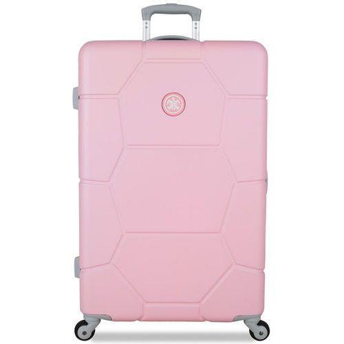 Torby i walizki, SuitSuit Walizka TR-1225/3-L, jasnoróżowa - BEZPŁATNY ODBIÓR: WROCŁAW!