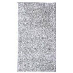 Dywan shaggy EVO melanż szaro-biały 160 x 220 cm