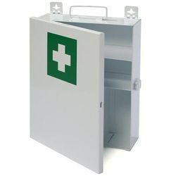 Solidna apteczka metalowa szafka zamykana klamrą - Super Cena - Autoryzowana dystrybucja - Szybka dostawa - Porady - Wyceny - Hurt