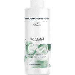 Wella Nutricurls odżywka myjąca do włosów falowanych i kręconych 1000ml
