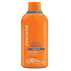 Lancaster Sun Beauty Velvet Milk SPF30 preparat do opalania ciała 400 ml dla kobiet
