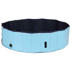 Basen dla psa, 160 x 30 cm, jasnoniebieski- Zamów do 16:00, wysyłka kurierem tego samego dnia!