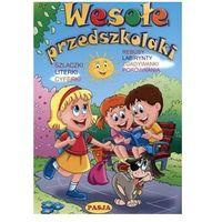 Książki dla dzieci, Wesołe przedszkolaki PASJA - Praca zbiorowa (opr. broszurowa)