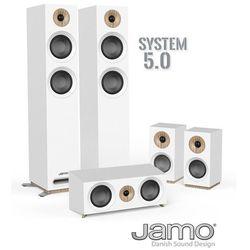 Jamo S 807 HCS - Zestaw kolumn kina domowego 5.0