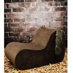 Fotel, siedzisko Mufi by Happy Barok