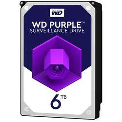 Dysk twardy do rejestratorów cyfrowych WD Purple 6TB