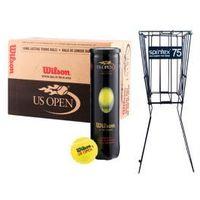 Tenis ziemny, Zestaw Wilson US Open + Spintex Kosz 75