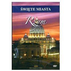 Święte Miasta. Rzym - film DVD wyprzedaż 01/19 (-79%)