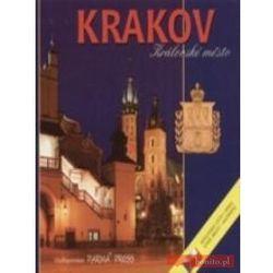 Krakov Kralovske mesto Kraków wersja czeska - Christian Parma, Elżbieta Michalska (opr. twarda)