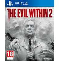Gry na PS4, The Evil Within 2 (PS4)