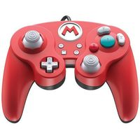 Gamepady, Kontroler PDP Fight Pad Super Smash Bros - Mario