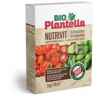 Odżywki i nawozy, Nawóz do ogórków, cukinii 1kg. Nawóz organiczny Bio Plantella Nutrivit.