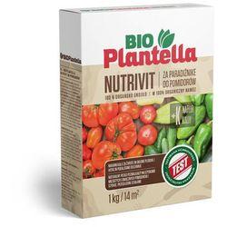 Nawóz do ogórków, cukinii 1kg. Nawóz organiczny Bio Plantella Nutrivit.