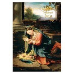 Karnet z kopertą Boże Narodzenie - Radosnych Świąt
