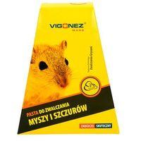 Środki na szkodniki, 160g Trutka na szczury, trutka na myszy. Vigonez - pasta do zwalczania myszy i szczurów.