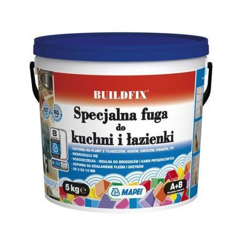 Fugi, Zaprawa Mapei Buildfix do kuchni i łazienki 141 karmelowa 5 kg