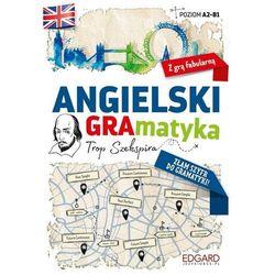 Angielski GRAmatyka Tropem Szekspira - Gajek Greg, Jachimiak Magda (opr. miękka)