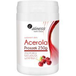 Aliness - Acerola - 250g Proszek