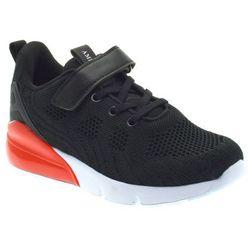 Adidasy dla dzieci American Club CA 04/20 Czarne - Czarny