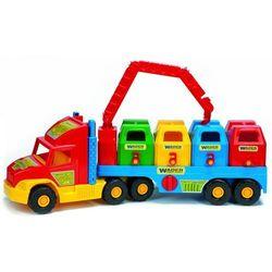 Super Truck Śmieciarka - BEZPŁATNY ODBIÓR: WROCŁAW!