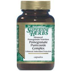 Swanson Pomegranate Complex - 3 Formy Granatu 60 kaps