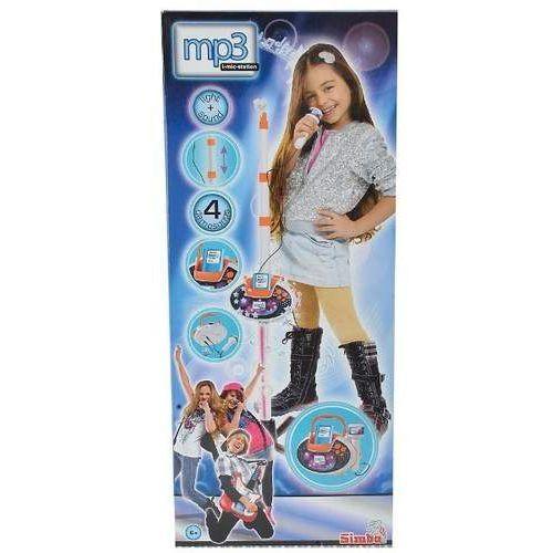 Pozostałe zabawki, Simba Zestaw Muzyczny 2w1, MP3 z mikrofonem