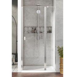 Radaway Nes DWJ II Drzwi wnękowe 80 cm prawe, szkło przejrzyste, wys. 200 cm. 10036080-01-01R