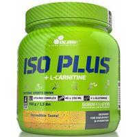 Odżywki węglowodanowe, OLIMP Iso Plus Powder - 700g - Lemon