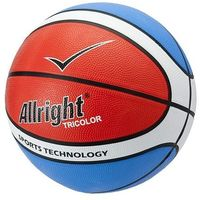 Koszykówka, Piłka do koszykówki Allright Tricolor 7
