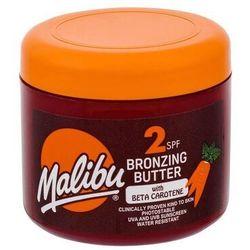 Malibu Bronzing Butter SPF2 preparat do opalania ciała 300 ml dla kobiet
