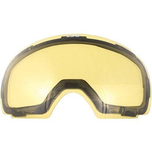 Kaski i gogle, gogle snowboardowe TSG - replacement lens goggle two yellow (504) rozmiar: OS