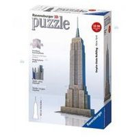 Puzzle, PUZZLE 3D 217el. EMPIRE STATE BUILDING REKLAMA TV