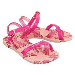 IPANEMA 82292 FASHION SAND V KIDS 21532 pink, sandały dziecięce, rozmiary: 25,5-34,5