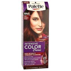 Palette Intensive Color Creme Krem koloryzujący nr RN5-brąz Marsala 1op. - Schwarzkopf