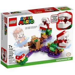 Lego Super Mario: Zawikłane zadanie Piranha Plant - zestaw dodatkowy (71382). Wiek: 7+