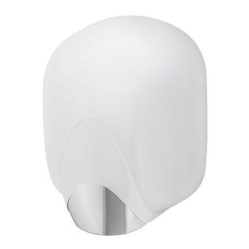 Suszarki do rąk, Automatyczna suszarka do rąk Compact | 150 m3/h | 8-14s | 550 W | 221x157x(H)285mm