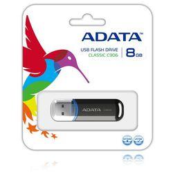 Pendrive ADATA Classic C906 8GB Czarny Darmowy odbiór w 20 miastach!