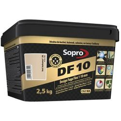 Fuga szeroka Sopro Flex DF10 Design 34 beż bahama 2,5 kg