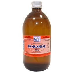 Borasol rozt.do stos.na skórę 0,3 g/g 500 g