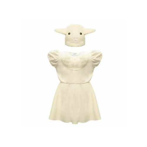 """Sukienki dla dzieci, Strój """"Owieczka sukienka"""" 134/140"""