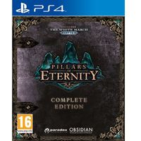 Gry na PS4, Pillars Of Eternity (PS4)