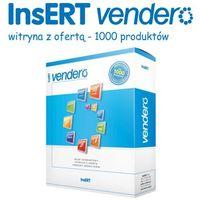 Programy kadrowe i finansowe, InsERT Vendero - witryna z ofertą - 1000 produktów